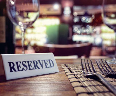motor de reservas de restaurantes
